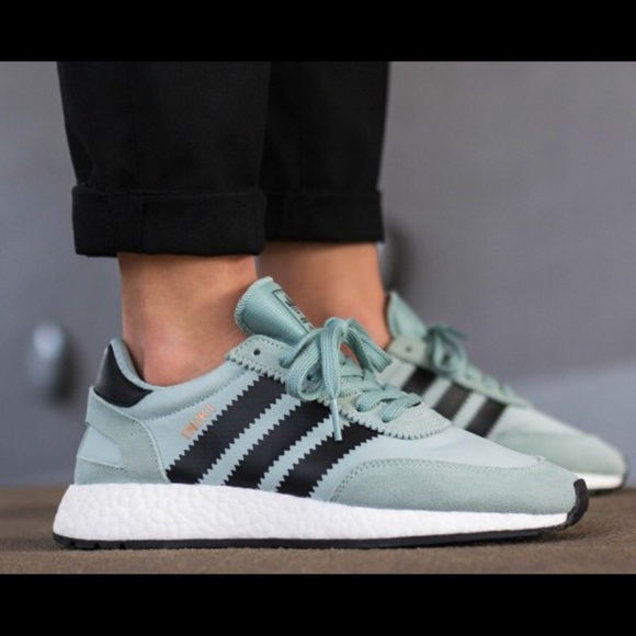 new product 5c761 9fe59 adidas Shoes - adidas Iniki Runner Tactile Green Womens